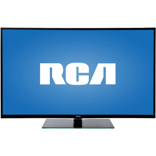 "RCA RLED50B45RQ 50"" LED 1080p 60Hz LED HDTV, Refurbished"