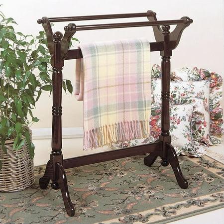 Blanket Rack Heirloom Cherry