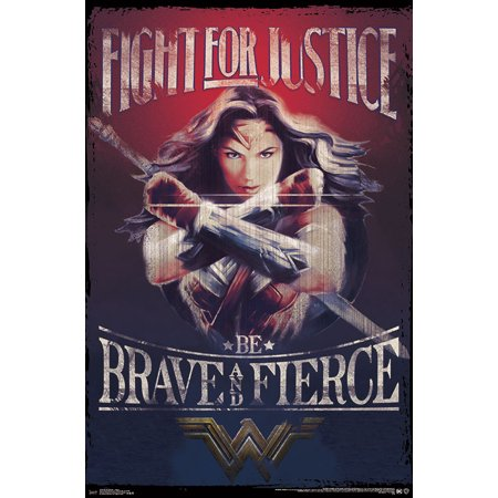 Wonder Woman - Justice
