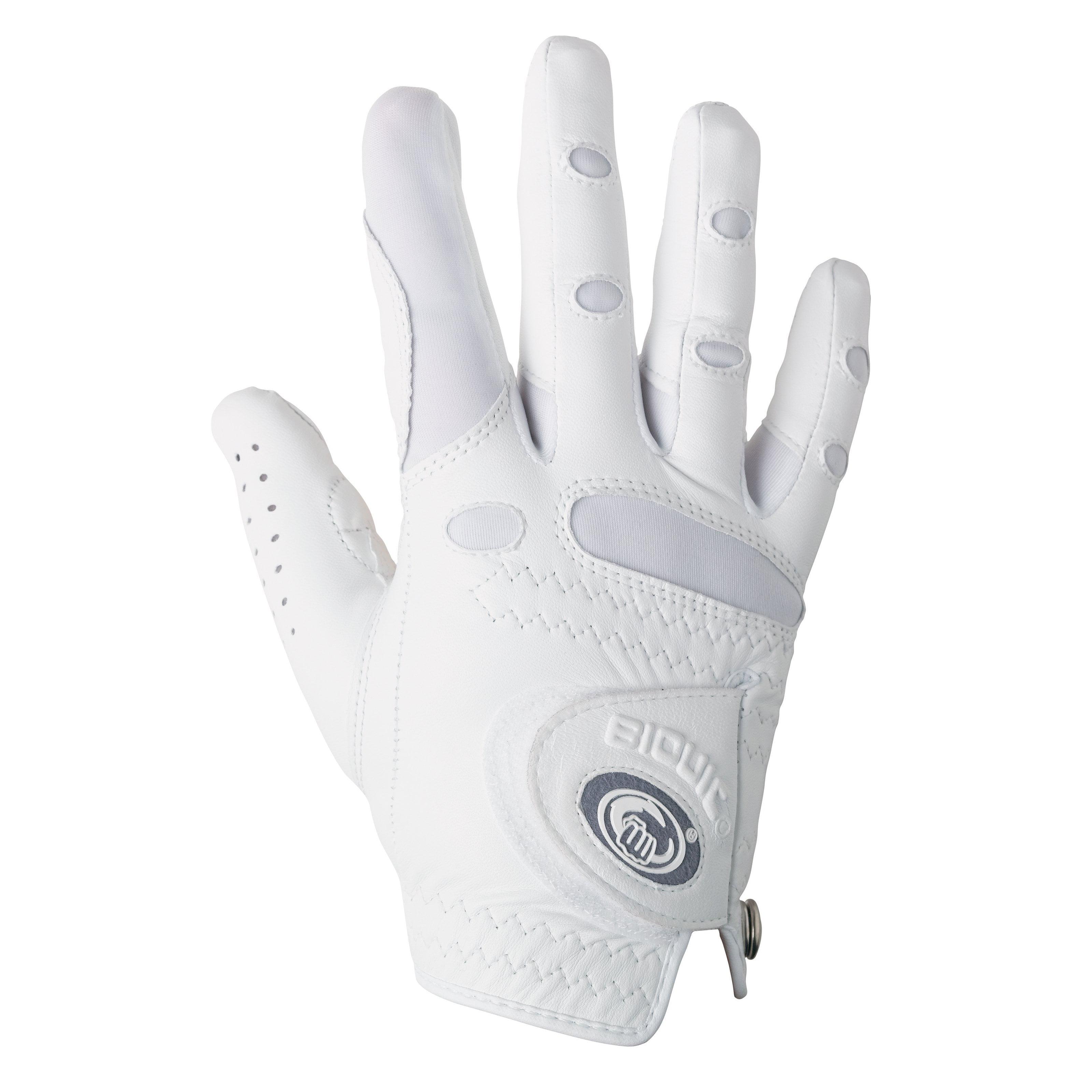 Bionic Women's Right Hand Classic Golf Glove All White by Bionic Glove