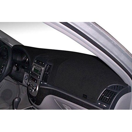 Dash Designs 2016 to 2017 Honda Civic Black Poly Carpet Custom Fit Dash Cover