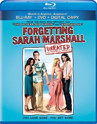 Forgetting Sarah Marshall (Blu-ray + Standard DVD) (Widescreen) by UNIVERSAL HOME ENTERTAINMENT