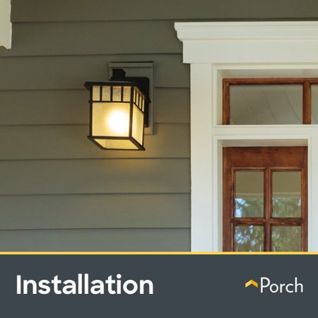 Outdoor light fixture installation by porch home services walmart outdoor light fixture installation by porch home services workwithnaturefo