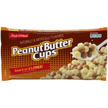 Breakfast Cereal: Peanut Butter Cups