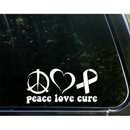 - Peace Love Cure - 7-1/2