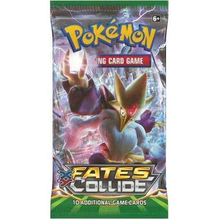 XY Fates Collide Booster Pack (Pokemon) - Pokemon Xy Girl