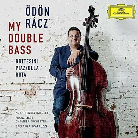 My Double Bass (CD)