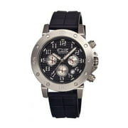 Best Tritium Watches - Equipe Tritium Tube Mens Watch, Black Band, Black Review
