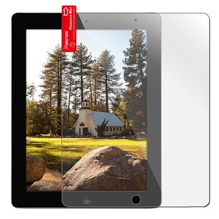 Insten Reusable Screen Protector For Apple iPad 2 / 3 /