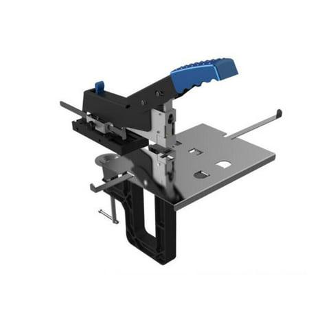 TOPCHANCES Professional Manual Dual Flat Nail Saddle Stitch Stapler Binding Machine Binder Saddle Stapler Electric Stapler Machine SH-04