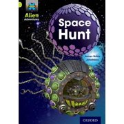 Project X : Alien Adventures: Lime: Space Hunt