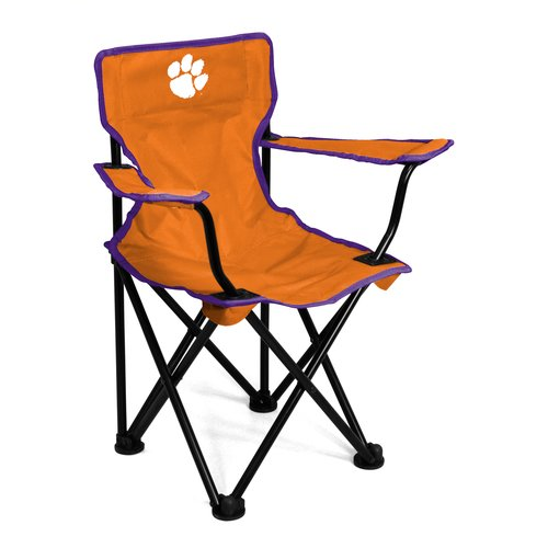 Logo Chair NCAA Clemson Toddler Chair by Generic
