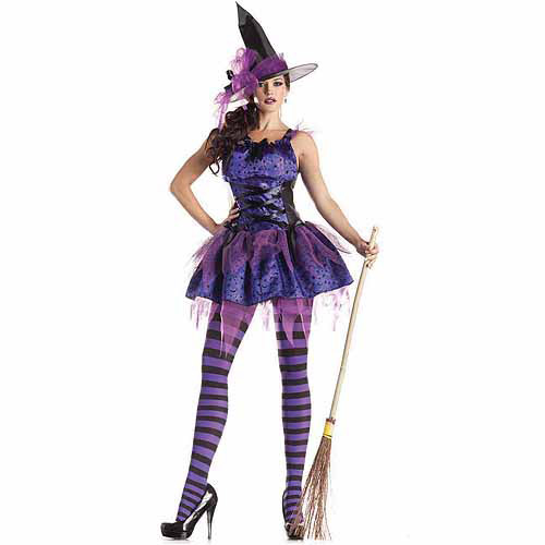 The Lady Is A Witch Costume