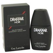 DRAKKAR NOIR by Guy Laroche - Men - Eau De Toilette Spray 1 oz