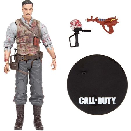 CALL OF DUTY 2 7 FIGURES - RICHTOFEN