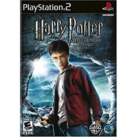 Harry Potter And The Half Blood Prince   Playstation 2