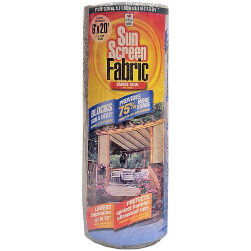 Easy Gardener 87020P 6' X 20' Red SunScreen Fabric