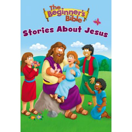 Beginner's Bible: The Beginner's Bible Stories about Jesus (Board Book) - Story Books About Halloween