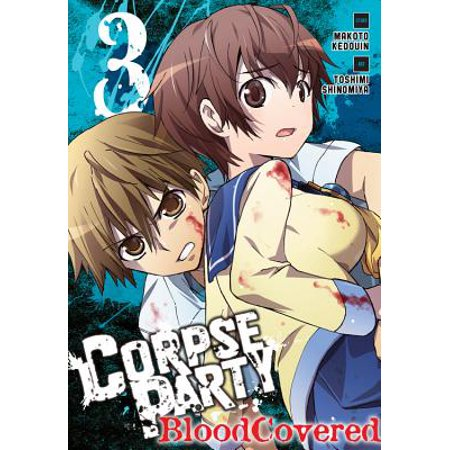 Corpse Party: Blood Covered, Vol. 3 (Corpse Party Blood Covered Repeated Fear English)
