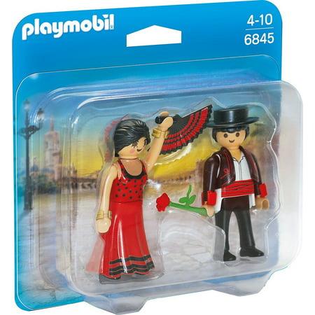 Flamenco Dancers Duo Pack - Imaginative Play Set by Playmobil