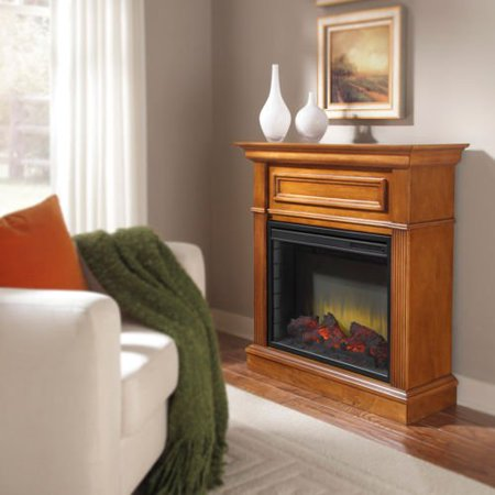 Pleasant Hearth Fulton Electric Fireplace