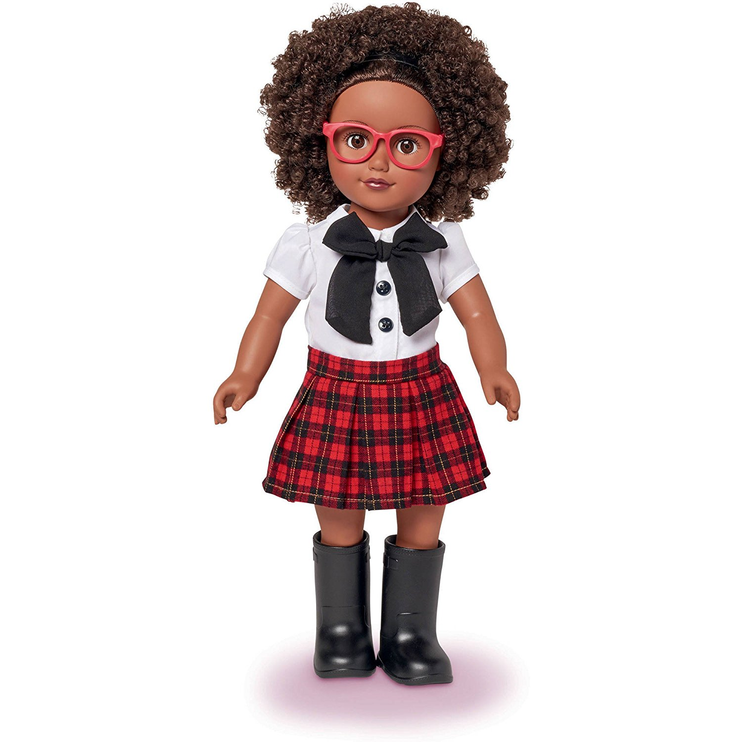 """My Life As 18"""" Schoolgirl Doll, African American, Fast shipping,Brand Tovolo by"""