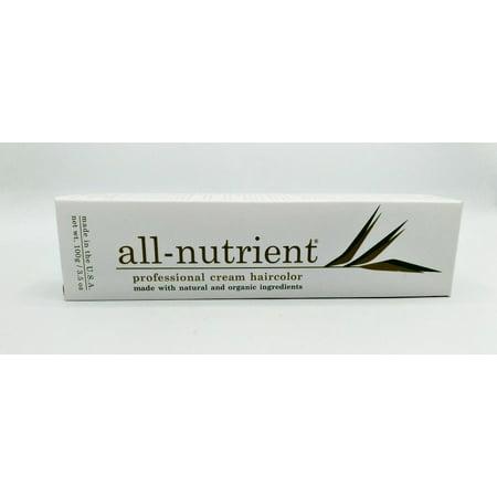 All Nutrient Cream Haircolor 3N Ebony Brown 3.5 oz ()
