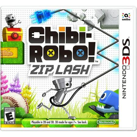 Chibi-Robo!: Zip Lash, Nintendo, Nintendo 3DS, [Digital Download], 0004549668064