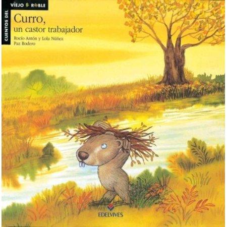 CURRO, UN CASTOR TRABAJADOR / CURRO, A BUSY BEAVER - Busy Beaver Halloween