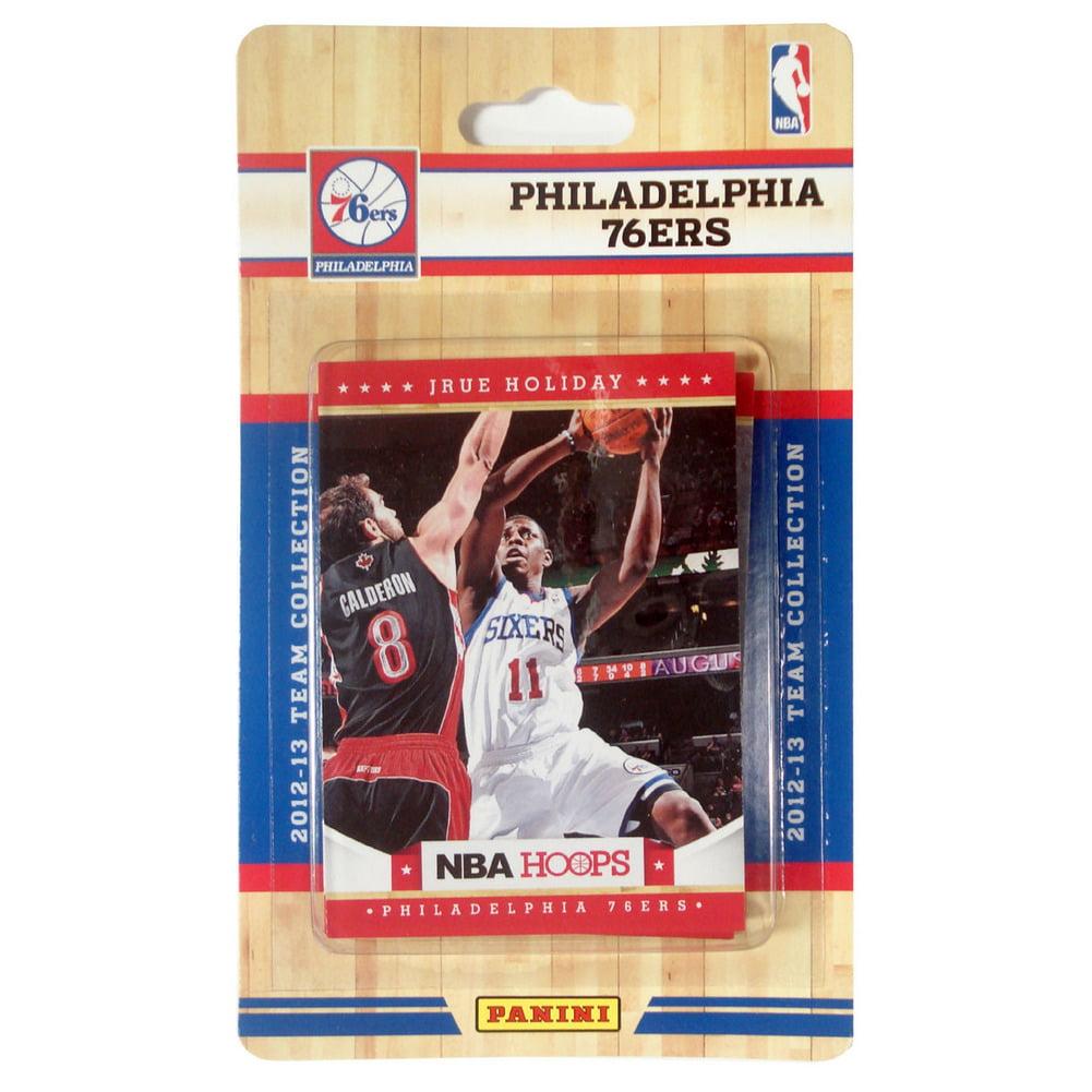 NBA Philadelphia 76ers 2012 Panini Hoops Team Set-Philadelphia 764328