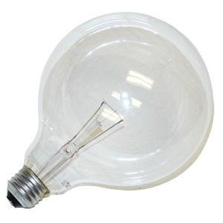 WESTINGHOUSE LIGHTING CORP - 100-Watt Clear Vanity Globe Light Bulb - Walmart.com