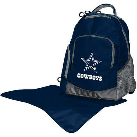 38915d1d516 NFL Licensed Diaper Backpack Collection - Walmart.com