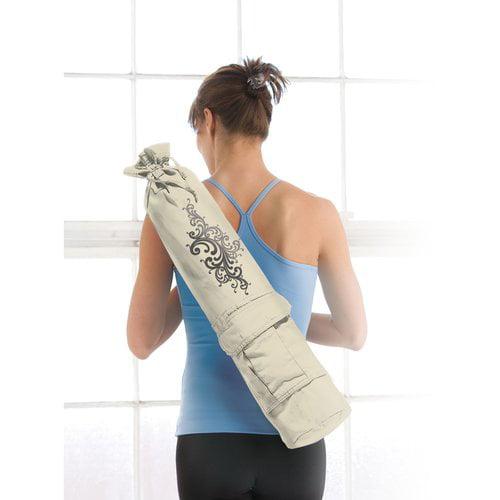 Danskin Now Yoga Mat Bag, Flourish