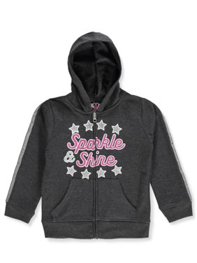 Real Love Girls' Fleece Hoodie