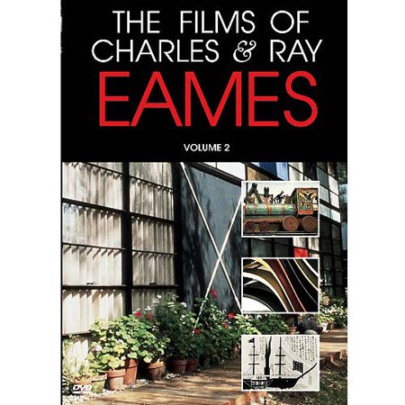 The Films of Charles & Ray Eames, Vol. - Vitra Charles Eames