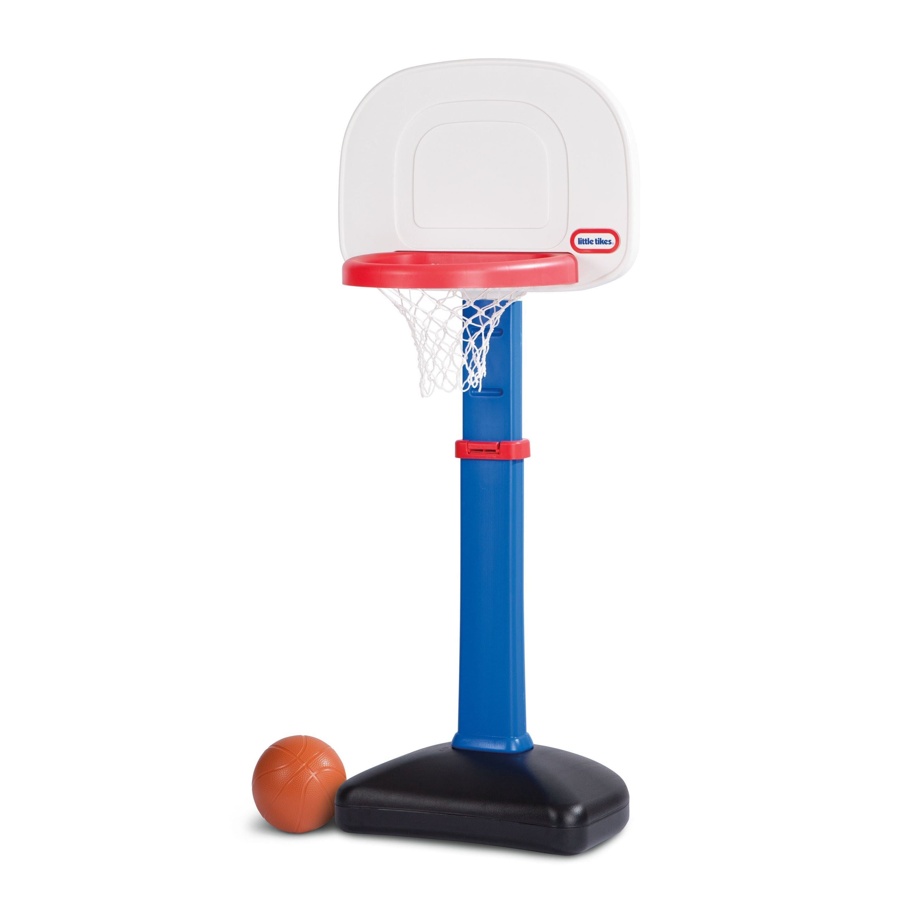 Little Tikes knows it's important for kids to stay active! The Attach 'n Play basketball set fits easily over doors or to regular basketball posts to help kids jump into the game! Black Friday – up to 40% off.