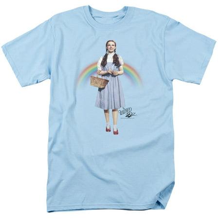 Wizard Of Oz - Over The Rainbow - Short Sleeve Shirt - (Mago De Oz Somewhere Over The Rainbow)