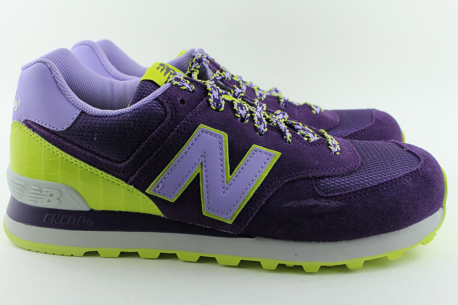 New Balance WL574BFF Purple Style Women Size 10.0 running Style Purple New 60dfa6