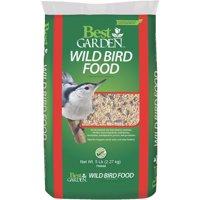 Best Garden 5 Lb. Wild Bird Seed 13586