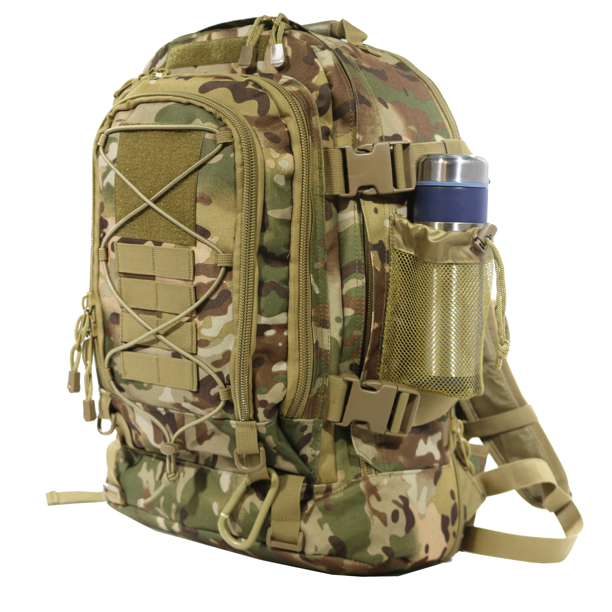 Men/'s Outdoor Military Tactical Backpack Sport Trekking Camping Hiking Bag