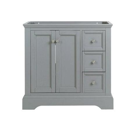 Fresca Windsor 36'' Single Bathroom Vanity Base Only