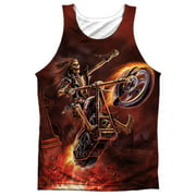 Anne Stokes - Hellrider - Tank Top - Medium