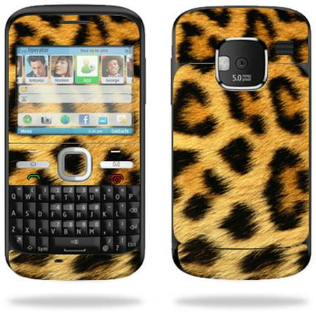 Skin Decal Wrap For Nokia E5 E5 00 Cell Phone Cover Cheetah