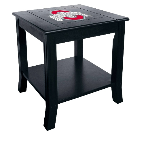 Imperial NCAA Side Table - Ohio State University