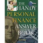 The Handy Personal Finance Answer Book - eBook