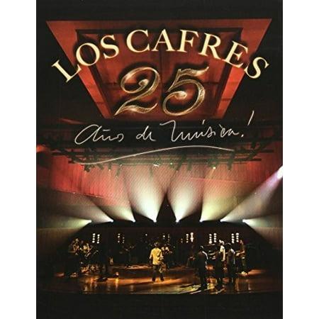 25 Anos de Musica (CD) (Musica De Fondo De Halloween)