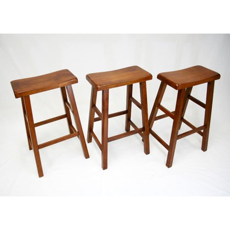 ehemco 29 39 39 bar stool set of 3. Black Bedroom Furniture Sets. Home Design Ideas