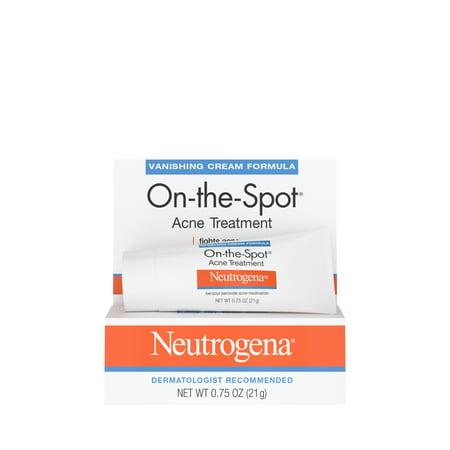 Murad Blemish Spot Treatment ((2 Pack) Neutrogena On-The-Spot Acne Treatment with Benzoyl Peroxide, 0.75)