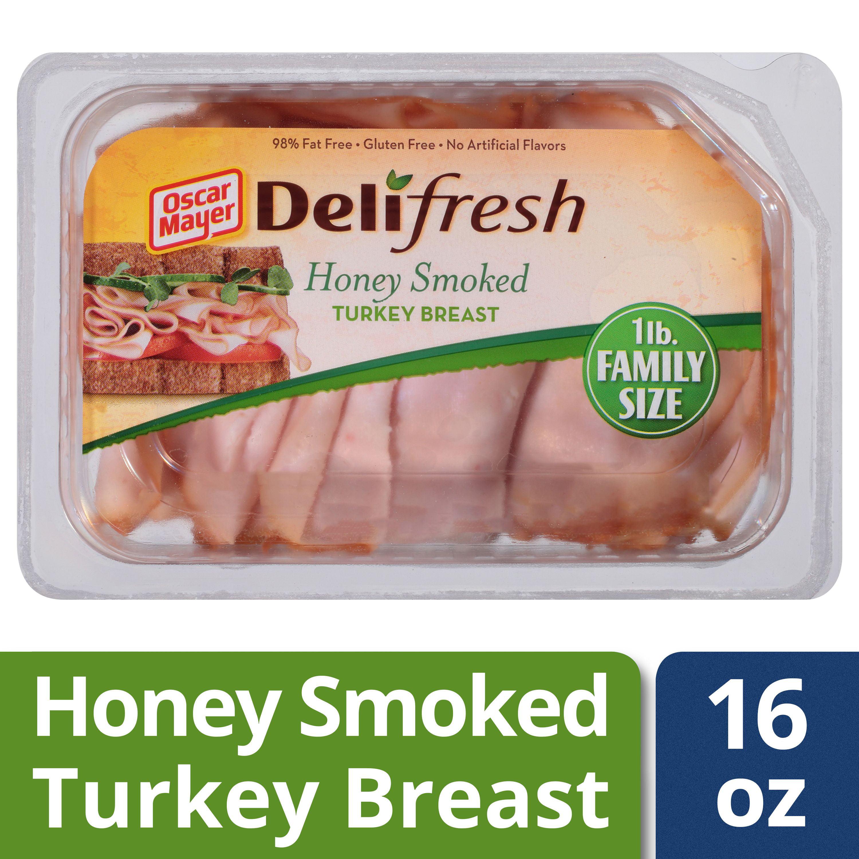 Oscar Mayer Deli Fresh Honey Smoked