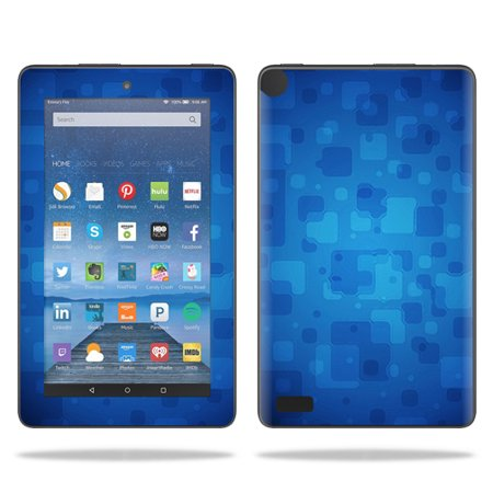 MightySkins Protective Vinyl Skin Decal for Amazon Kindle Fire 5th Gen 2015  case wrap cover sticker skins Biohazard